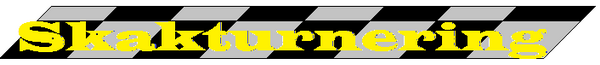 Skakturnering logo